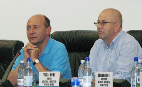 Basescu nu mai tine cu Boc! Solutia \