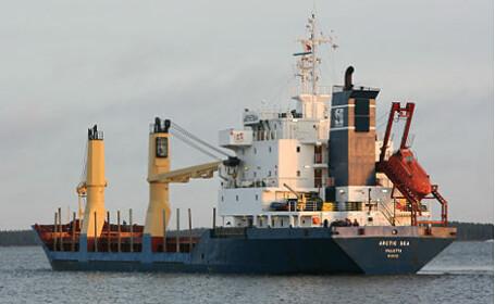 Cargo Arctic Sea