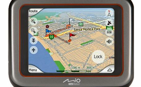 In curand, avertismente pe GPS cu informatii despre trafic, in timp real