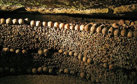 catacombe Paris
