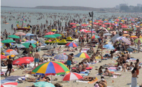 TUI aduce din nou turisti la noi pe litoral! Doar 2 nemti au venit la mare