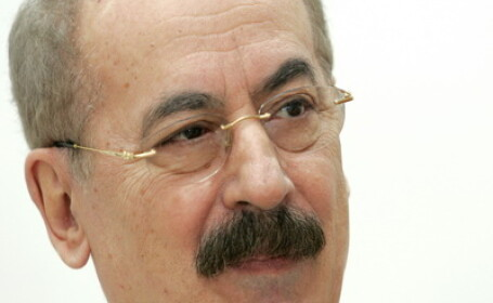 Fostul premier Radu Vasile, externat. Isi continua tratamentul in Israel