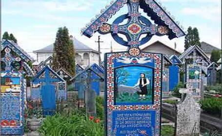 Cimitirul Vesel din Sapanta