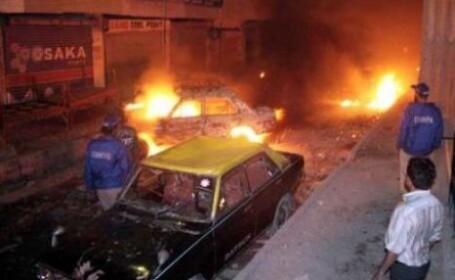 Un atentat cu masina capcana a zguduit orasul Bogota