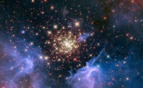 Uimitor! Cele mai tari imagini surprinse de telescopul Hubble in 2010