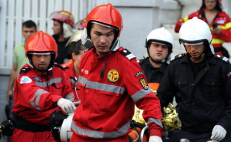 Pompieri, Maternitatea Giulesti