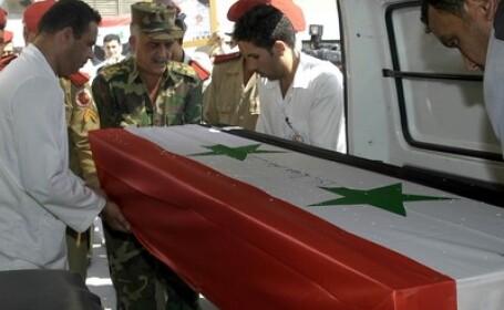 Sarbatoare insangerata in Siria: 130 de oameni au fost ucisi de autoritati, de Ramadan