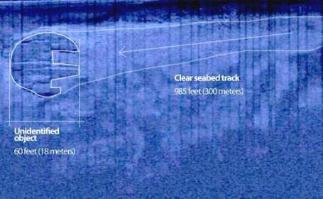 OZN cazut pe fundul Marii Baltice? Vezi VIDEO cu ce au descoperit vanatorii de comori din Suedia