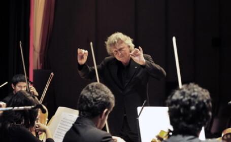 Compozitorul Luis Szaran