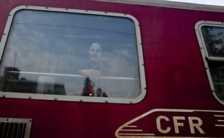 Experienta ingrozitoare prin care au trecut 70 de calatori dintr-un tren personal