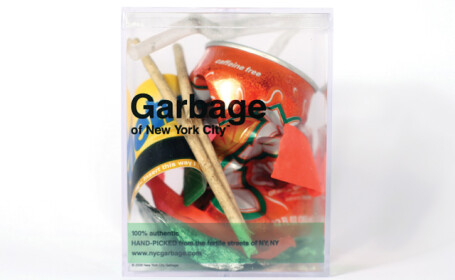 Gunoi din New York