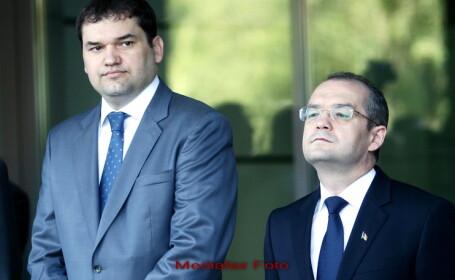 Attila Cseke si Emil Boc