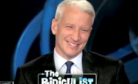 Ce-l amuza atat de tare pe un cunoscut prezentator CNN incat nu-si poate reveni din criza de ras