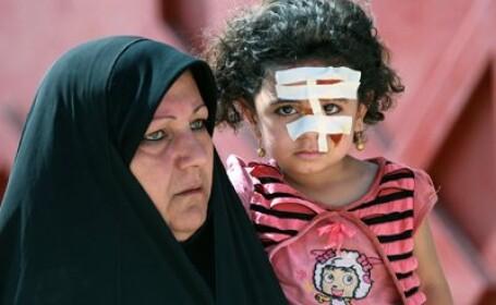 Victimele tacute ale razboiului. Fetite de 10 ani din Irak, traficate pentru a fi exploatate sexual