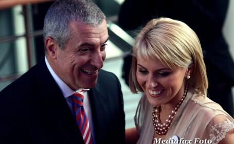 Calin Popescu Tariceanu ii spune adio si nevestei cu numarul 4. Divortul va fi amiabil