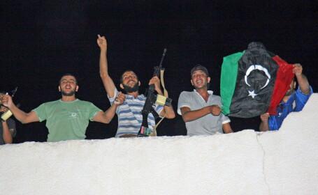 Tripoli are internet pentru prima data dupa 6 luni de zile