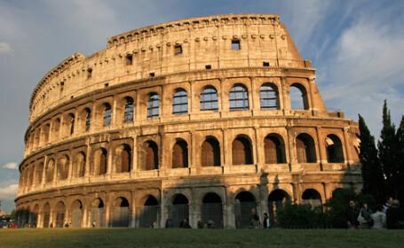 Colesseum, Roma, Italia