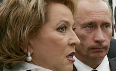 Valentina Matviyenko incont