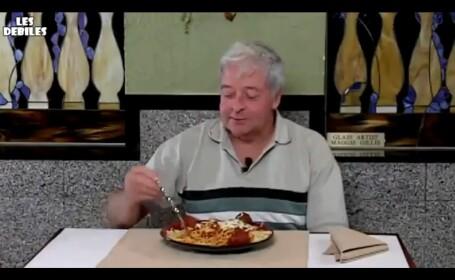 S-a inventat furculita speciala pentru spaghete. VIDEO
