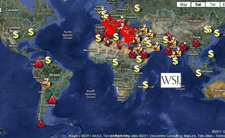 harta revoltelor