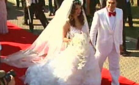 Nunta Alinei si a lui Cristi Borcea - 2