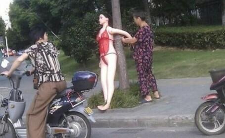 femeie China