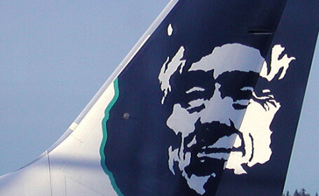 sigla Alaska Airlines