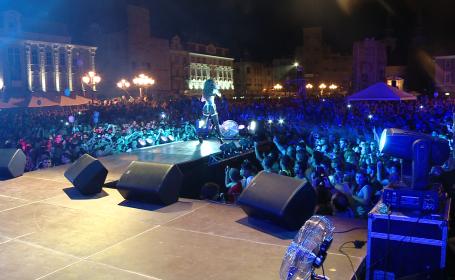 inna concert Timisoara