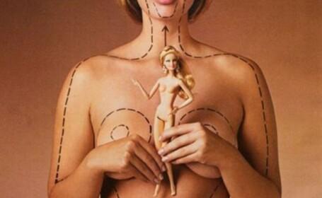 Cum ar arata Barbie daca ar exista in realitate. Rezultatul final este dezamagitor. FOTO