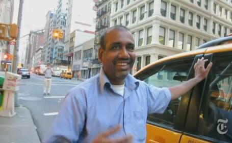 Cum si-a recuperat un regizor bunuri in valoare de 13.000 de dolari pe care le-a uitat intr-un taxi