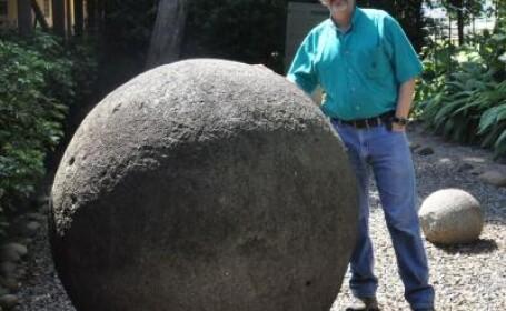 sfera de piatra, Costa Rica