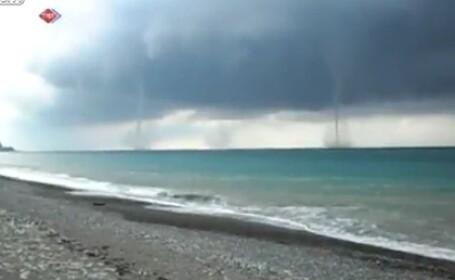 tornade pe Marea Neagra