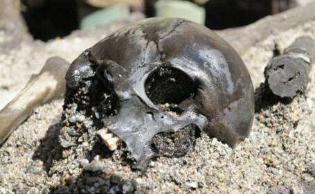 Poza craniu - Danemarca
