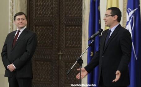 Ponta: Imi doresc foarte mult luarea unei decizii de catre CC marti, oricare ar fi aceasta