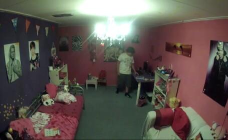 Farsa camera roz