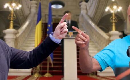 Crin Antonescu, Traian Basescu - COVER