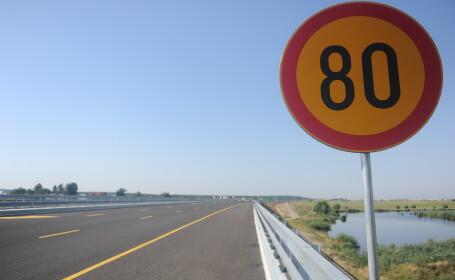 A primit o amenda de 54.000 de euro pentru ca a depasit limita de viteza cu 23 km/h. Cine este soferul penalizat
