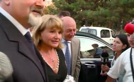 Prima aparitie publica a lui Traian Basescu dupa decizia CCR de invalidare a referendumului
