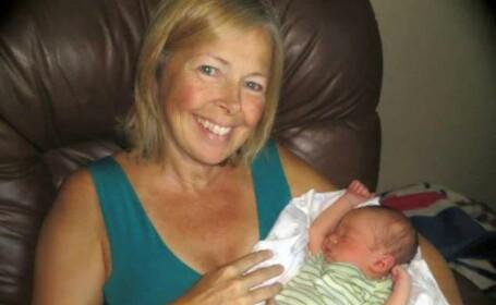 femeia care si-a nascut nepotul