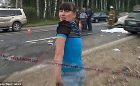 Accident Rusia - 1