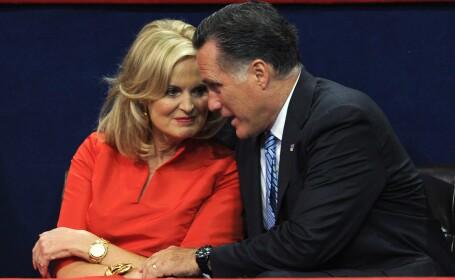 Cu banii republicanilor si laudele sotiei, Mitt Romney a intrat oficial in cursa pentru Casa Alba