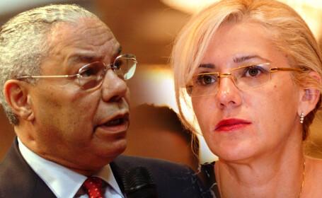 Corina Cretu, scandalul Colin Powell: \