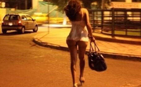 Ce a patit un barbat din Capitala, dupa ce a angajat o prostituata si a mers cu ea in scara unui bloc