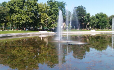 Lacul Padurice, Arad