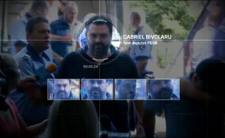 Fostul deputat Gabriel Bivolaru a fost retinut pentru furt de produse petroliere si evaziune fiscala