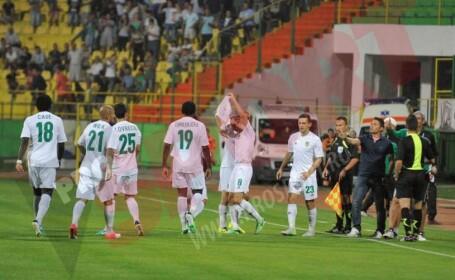 Deraiaj in Moldova! FC Vaslui - CFR 4-0