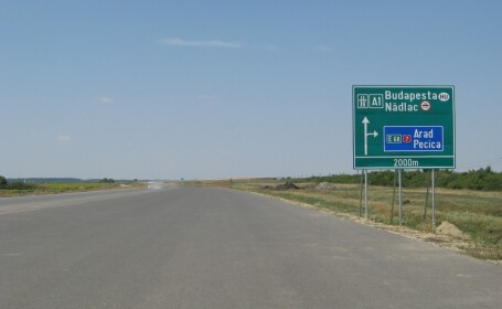 autostrada Arad - Nadlac