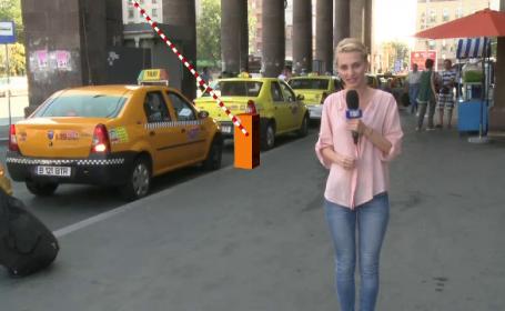 taxi bariera