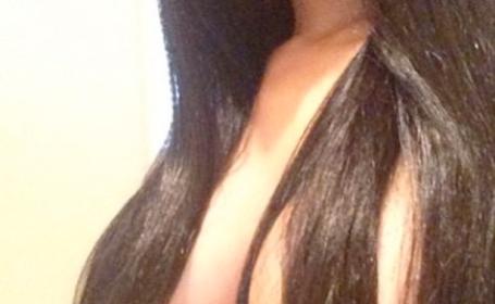 Fotografia indecenta pusa de Nicki Minaj pe Instagram. Ce au vazut toti utilizatorii