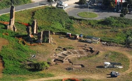 Descoperire in sud-estul Romei